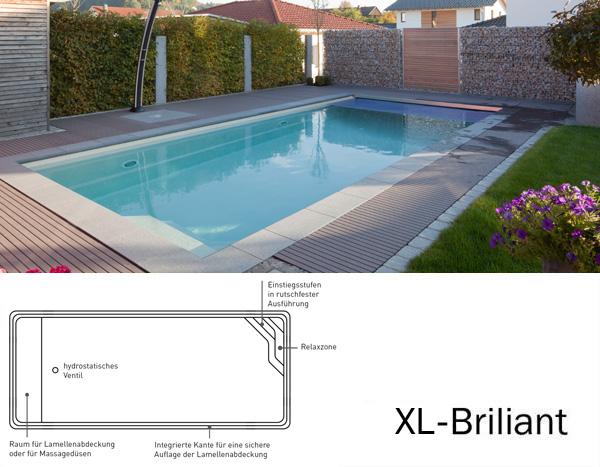 Schwimmbecken Preise | Compass Swimming Pool Deutschland